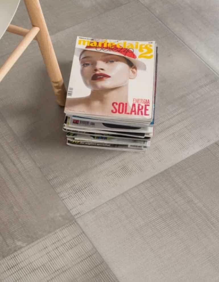 SQM flooring organic rug